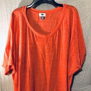 TSHIRT BY OLD NAVY SIZE XXL